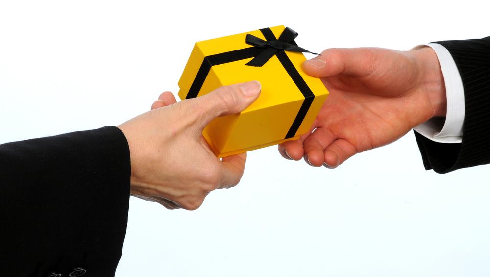 Подарки партнерам налогообложение 83